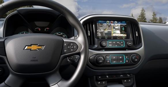 2015 Chevy Colorado Panel