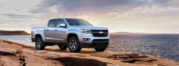 2015 Chevrolet ColoradoZ71