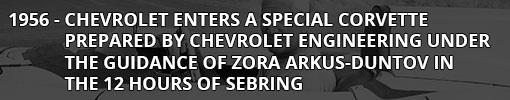 1956 Sebring