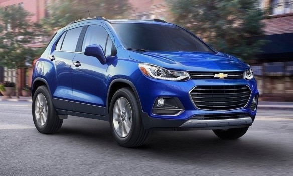 2017 Chevrolet Trax Small SUV in Green