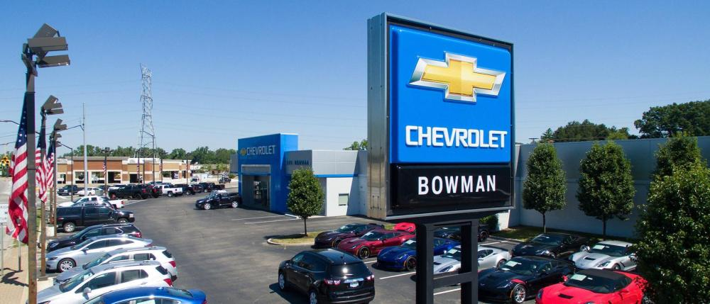 Bowman Chevrolet Dealership