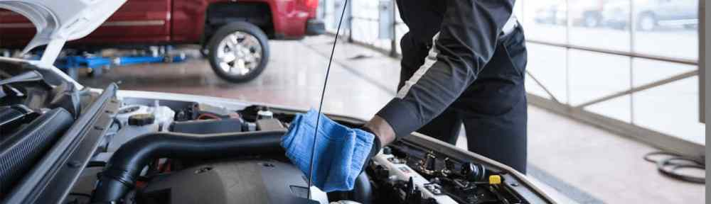 Chevrolet Certified Service Oil Change